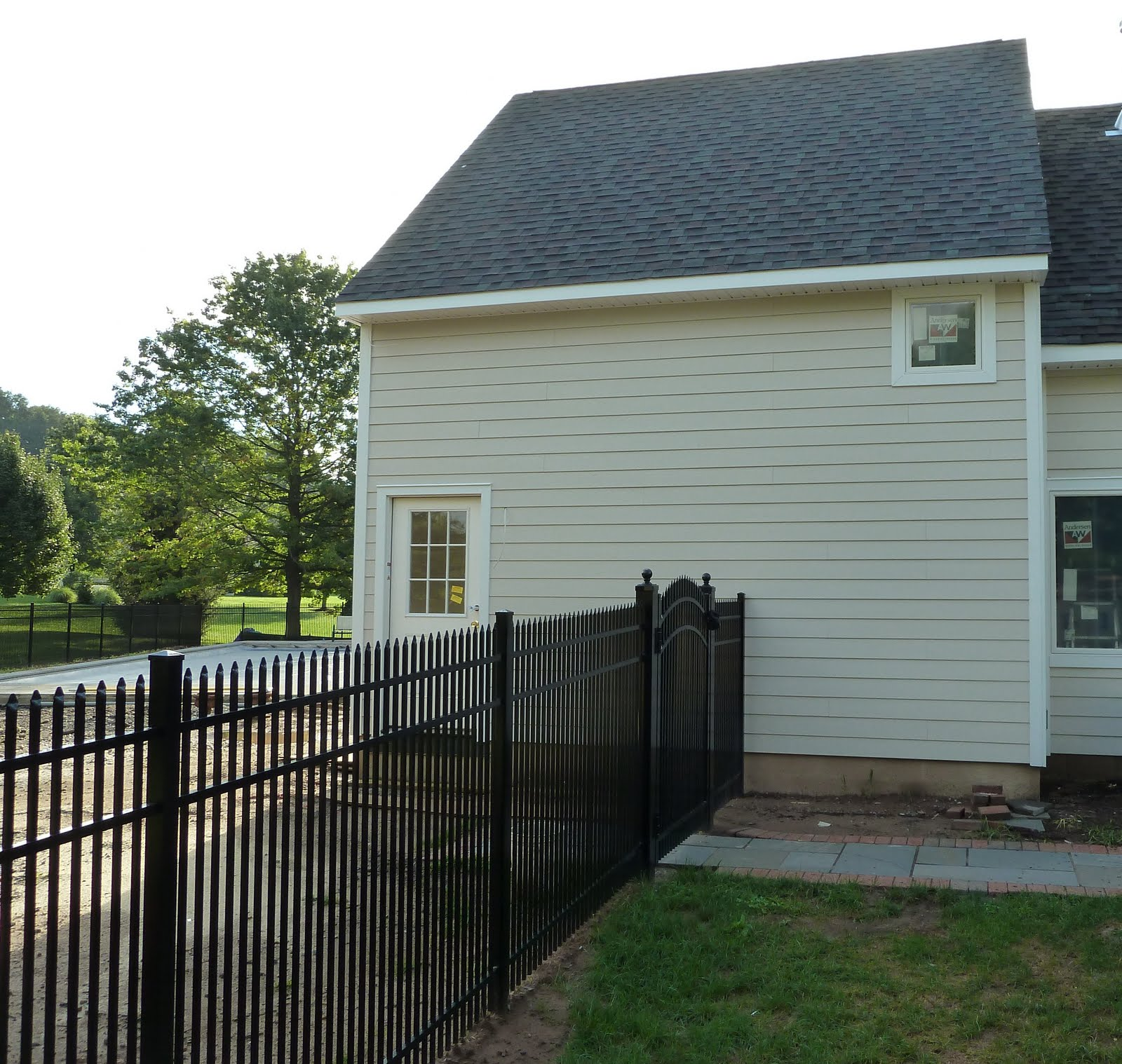 A e construction 39 s blog bucks county pa pool house for Saltbox house additions