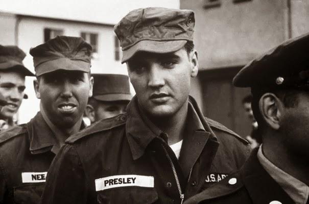 Элвис в Армии, 1958 г.