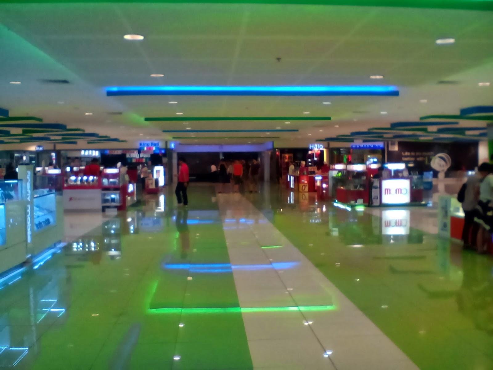SKK Mobile Cyclops II Sample Shot - Inside the mall