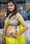 Aswi Glamorous Photos in Half Saree-thumbnail-15