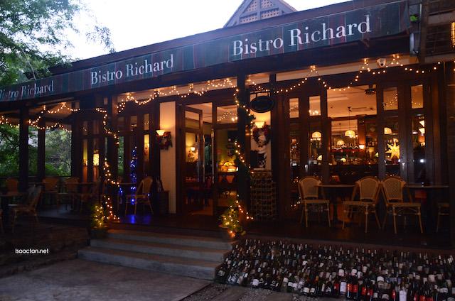 Bistro Richard @ Sentul Park, KLPAC