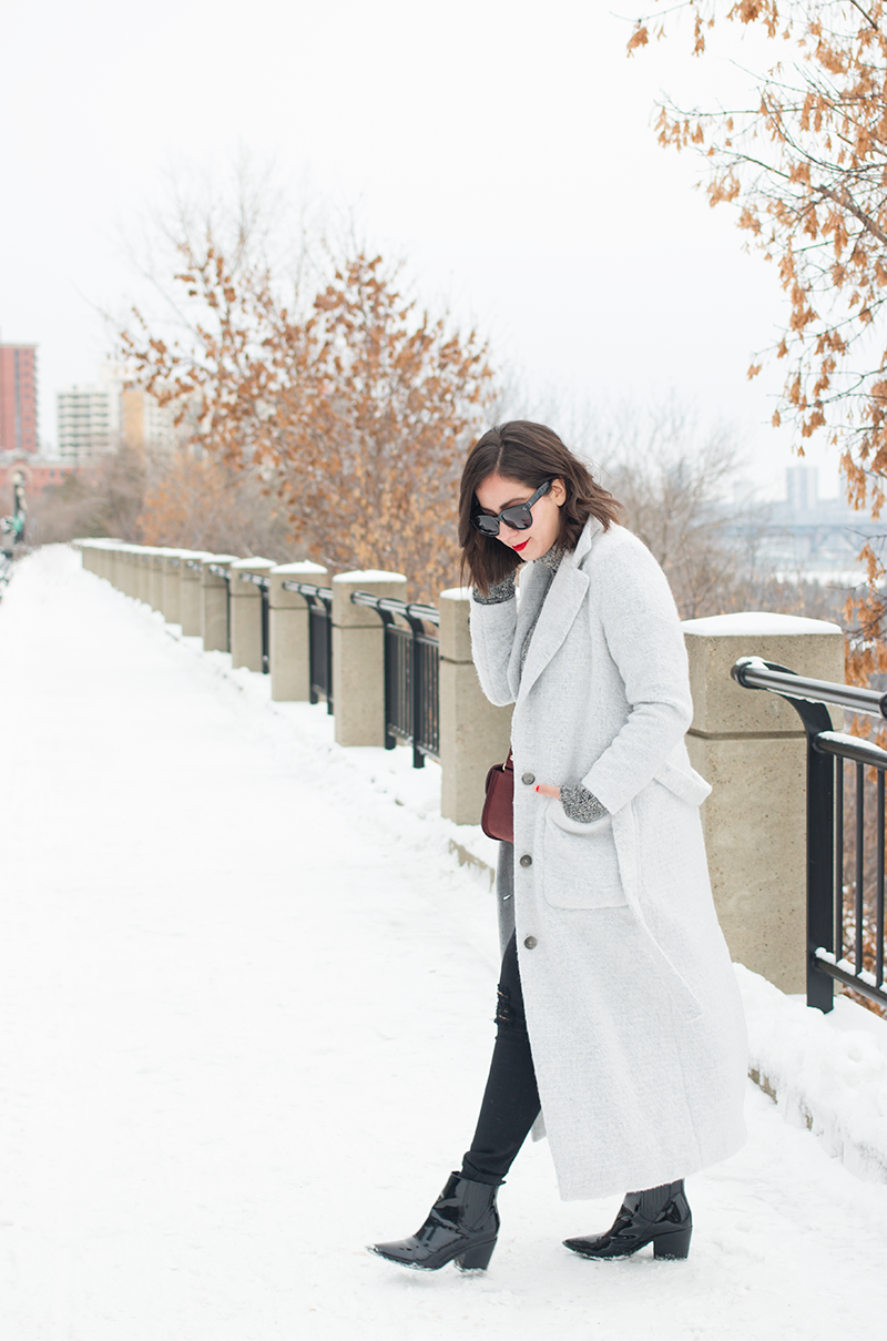 How to look chic while staying warm this winter