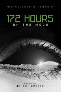 Review: 172 Hours on the Moon by Johan Harstad