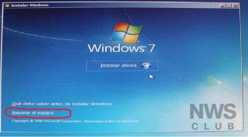 Edb restablecer contrase a de windows 7 f cil solo con - Restablecer contrasena ...