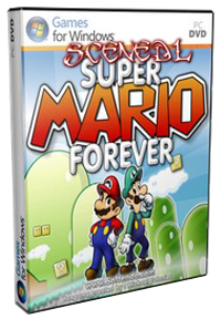 Super Mario Bros 3 - Mario Forever