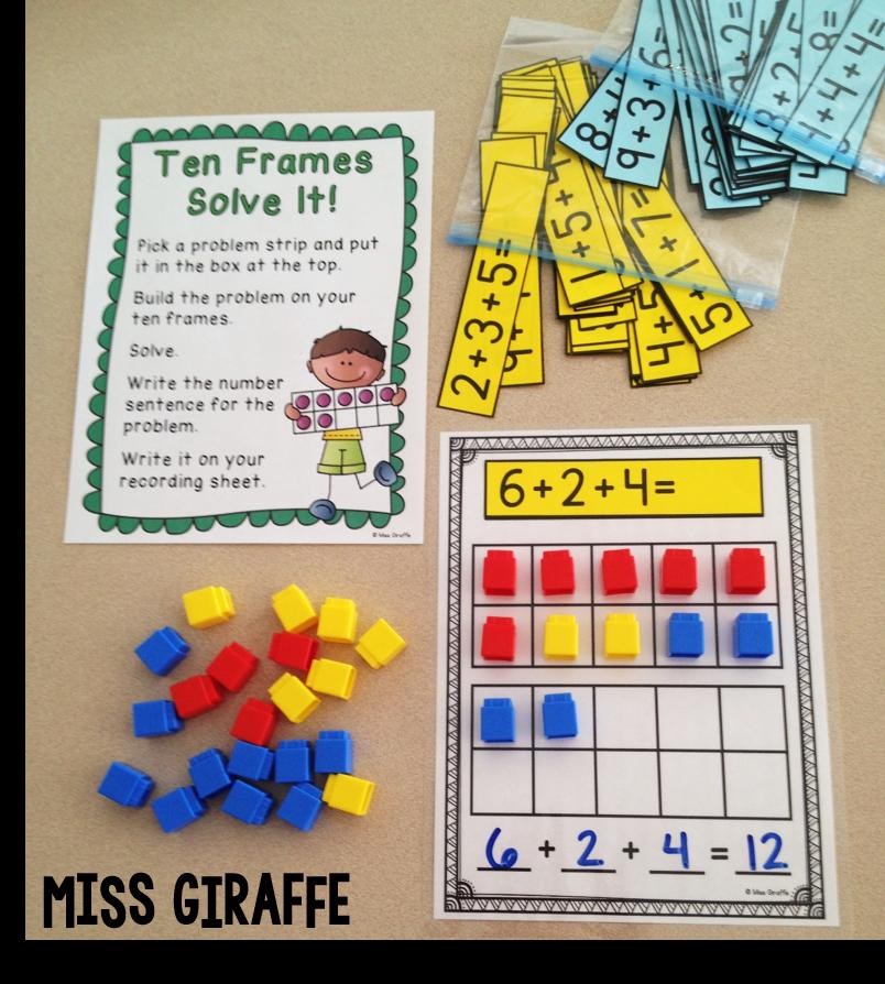 math worksheet : miss giraffeu0027s class adding 3 numbers : What Is Addends In Math