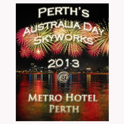 Metro Hotel Perth Skyworks Accommodation