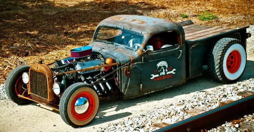 1942 Chevy Truck Rat Rod 1942 Chevrolet Rat Rod Pickup