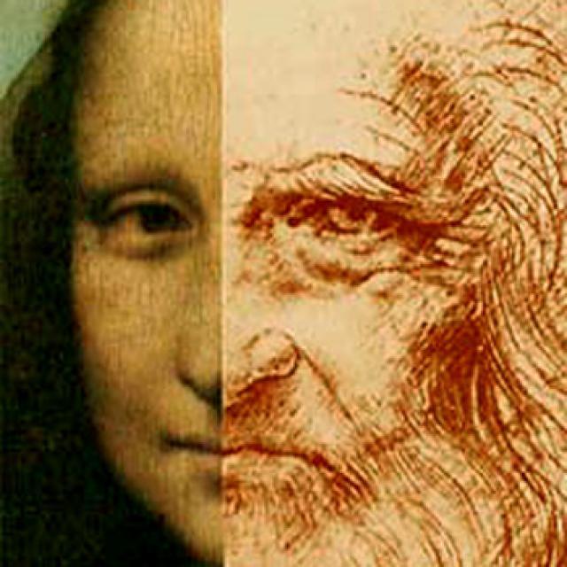 ¿Mona Lisa es Leonardo da Vinci?