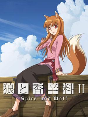 Spice and Wolf primera y segunda temporada [MF] 867758B64