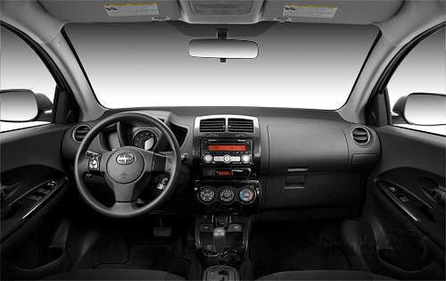 2010 scion xd interior. 2010 scion xd interior