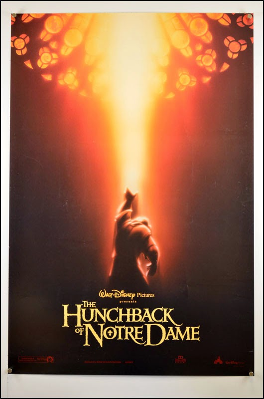 What are some symbold on the hunchback of notre dame? (book)?