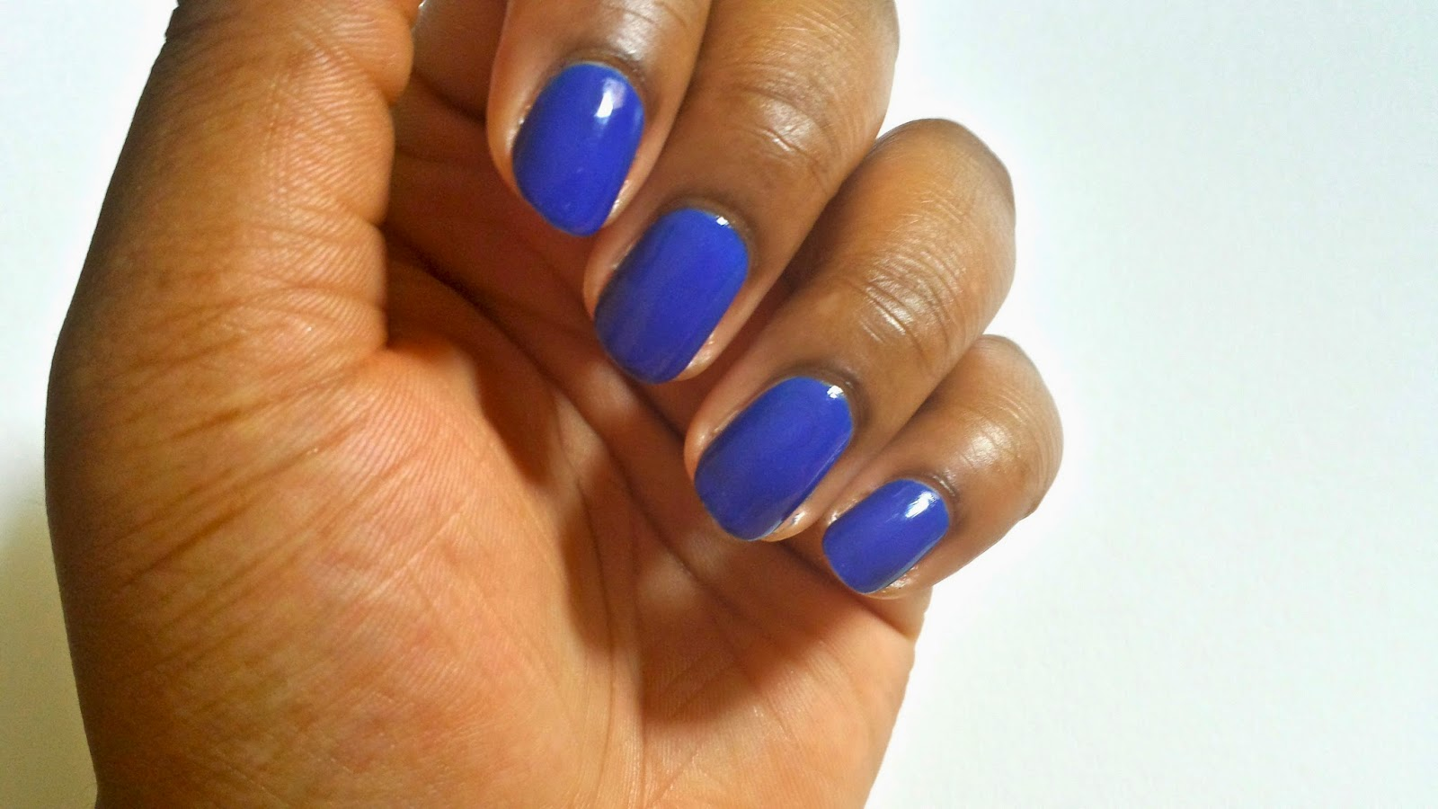 Barry M Blue Grape - Mellies Corner