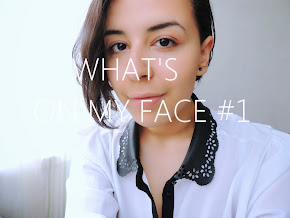 WHAT'S ON MY FACE #1