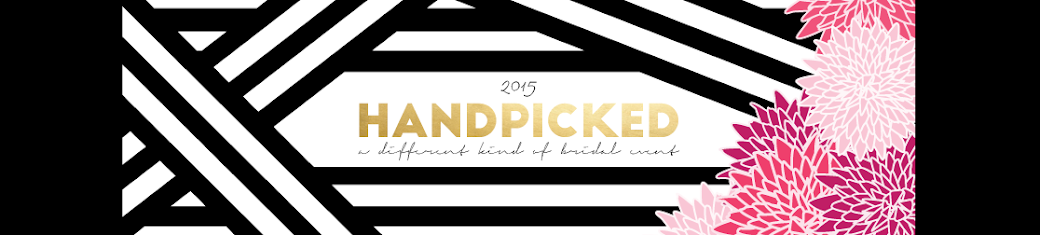 Handpicked | A Different Kind of Bridal Event