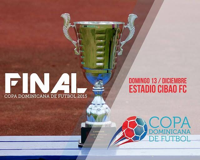 Cibao FC y O&M jugarán final Copa de Fútbol