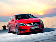 MercedesBenz AClass (2013) . MITHUN JAMES (mercedes benz class wallpaper )