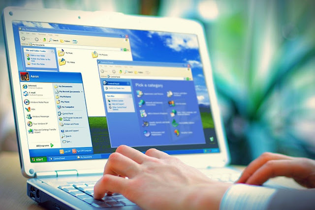 COMO FORMATEAR CON WINDOWS XP