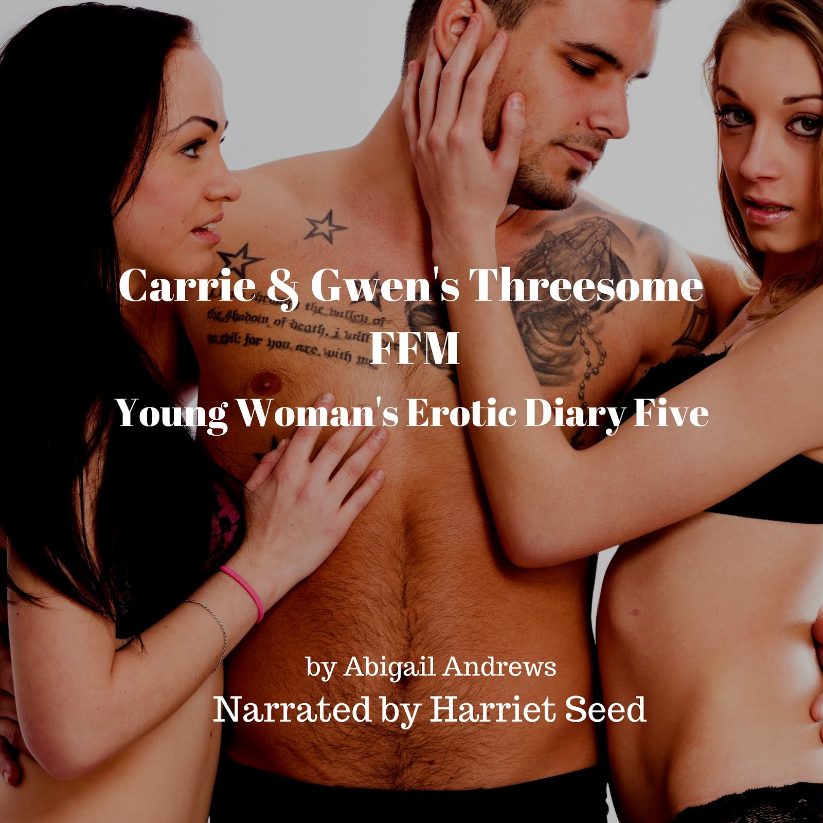 Carrie and Gwen's Threesome