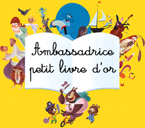 Ambassadrice Un petit Livre d'Or