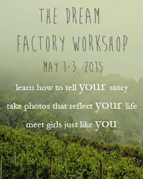 Dream Factory Workshop from author Rachel Coker