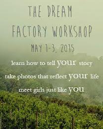 Dream Factory Workshop from author Rachel Coker