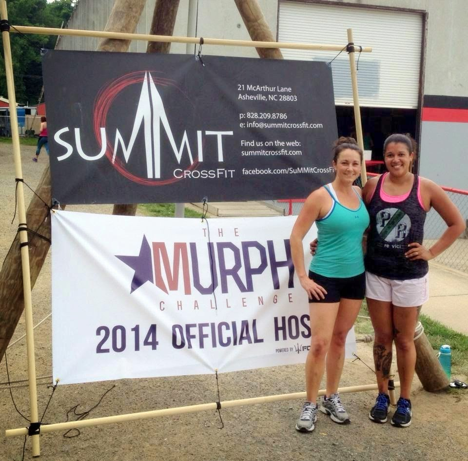 2014 Murph Memorial Day WOD