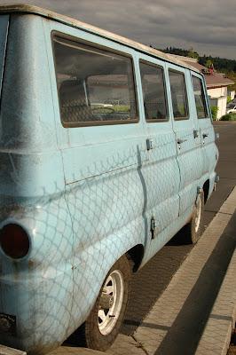 1965 Dodge A100 Van.