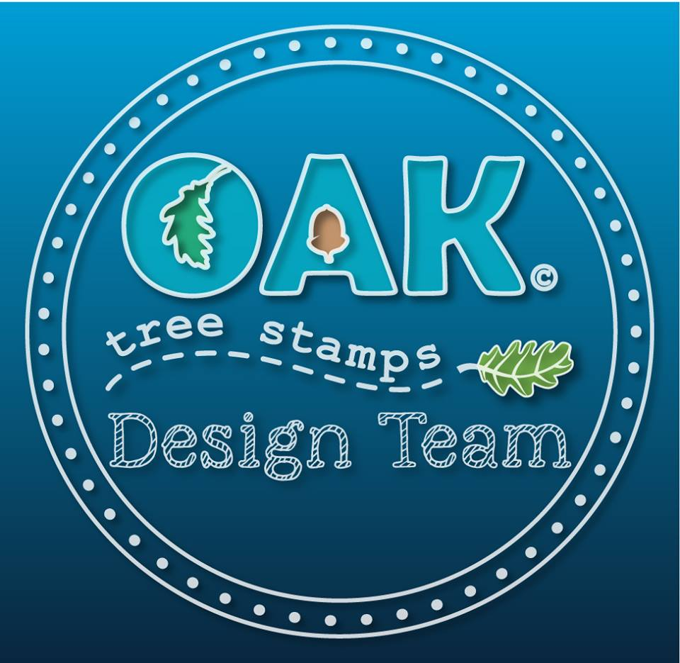 Oak Tree Stamps - Design Team
