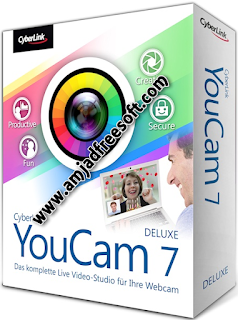 CyberLink YouCam Deluxe v7.0.0711 With keygen Free Download [New]