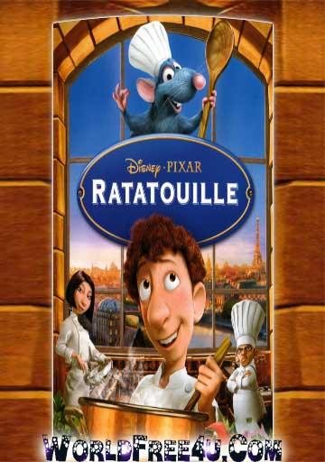 Download Free Ratatouille (2007) BRRip 420p 300MB Dual ...