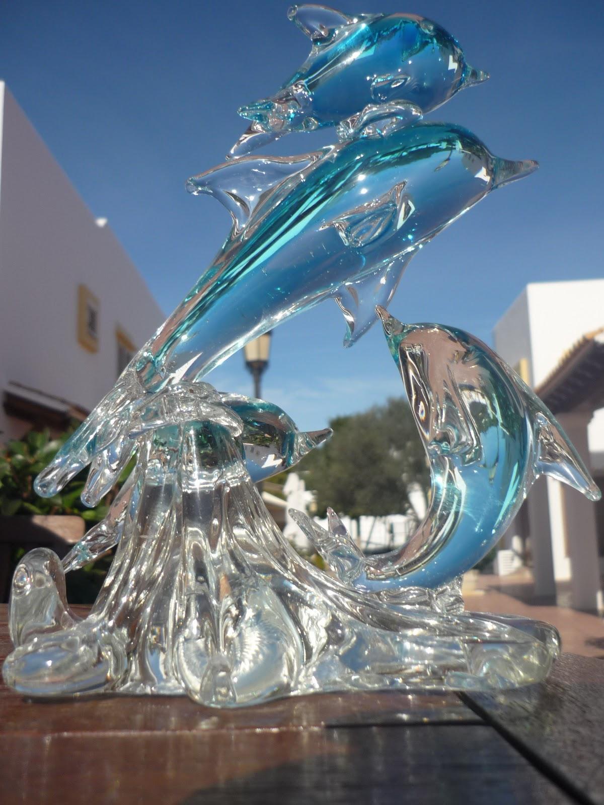 Lottie bogotti vintage murano glass fish for Murano glass fish