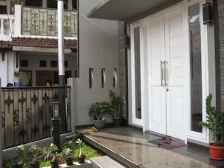 gambar bentuk desain teras rumah minimalis desain rumah