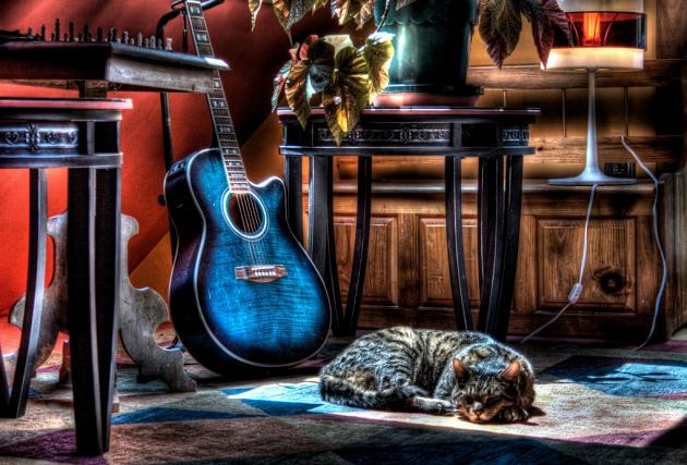 Wallpaper Keren Edisi Gitar