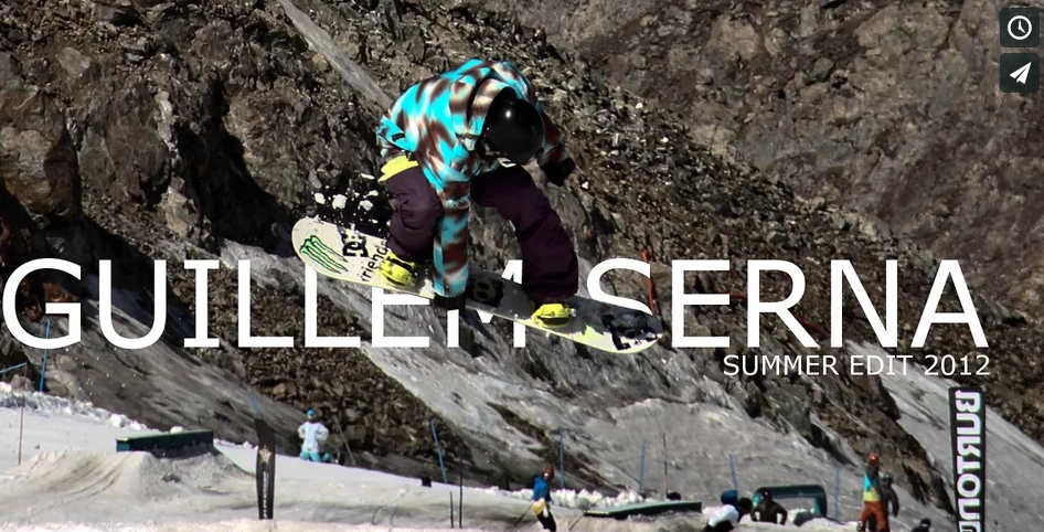 [VIDEO] Summer edit 2alpes 2012