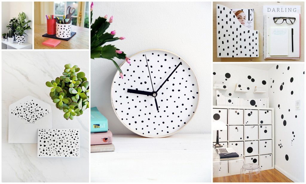 Dalmatian DIY Spotted DIY Dalmatian Spotted Home Office Decor