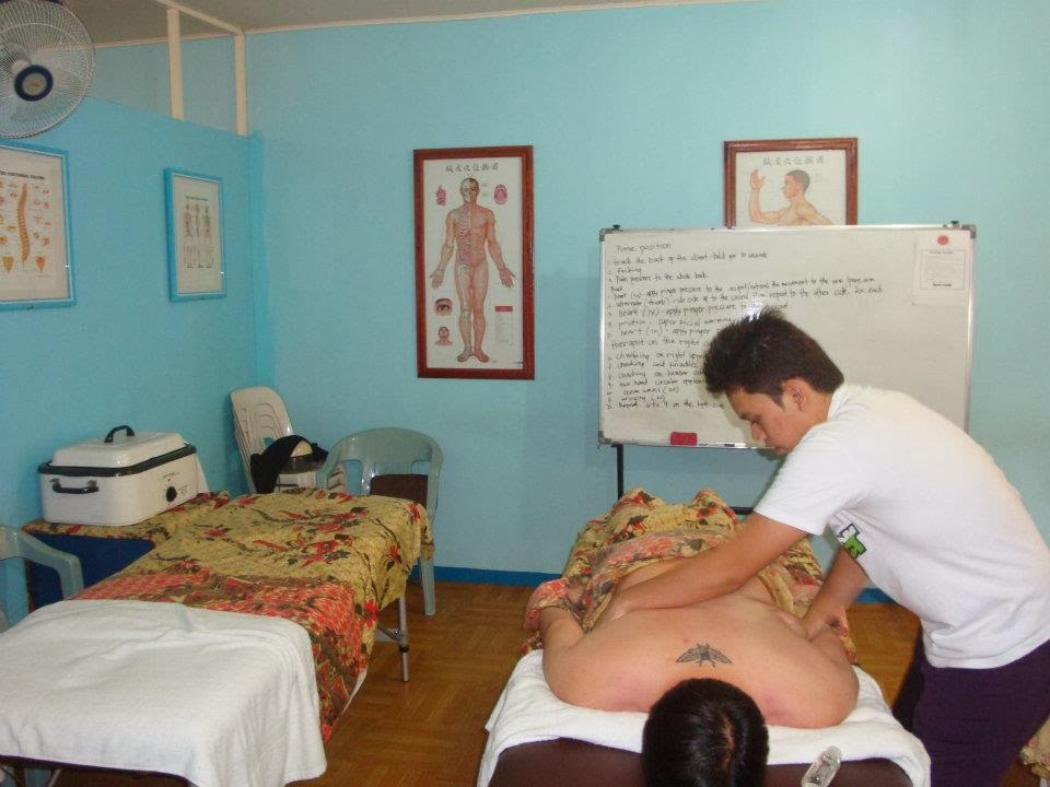 Massage Therapy college basic academic subjects examination