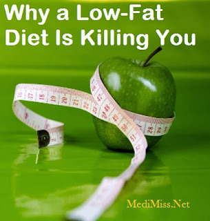 Why a Low-Fat Diet Is Killing You