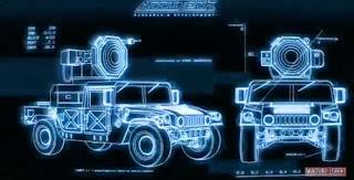 Tony Stark Arc Reactor Blueprints