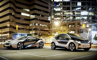 BMW+i+The+most+glamorous+hybrid+and+electric+cars+ever+created BMW i3 & i8, Konsep Mobil Listrik Masa Depan