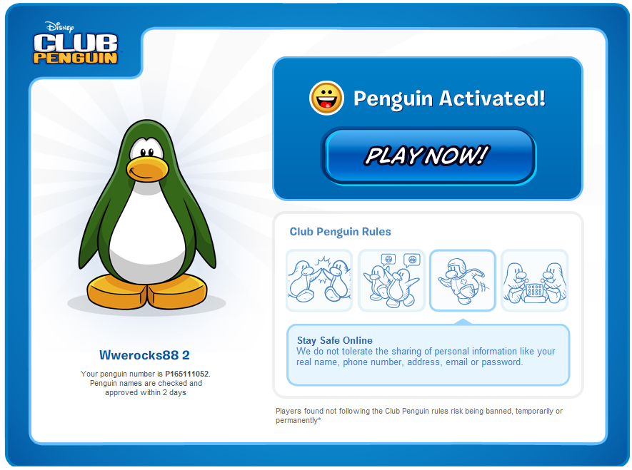 Club penguin cheats blog with wwerocks88 create a penguin update