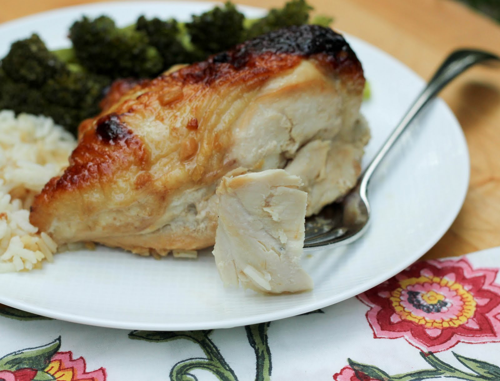 Ina Garten Chicken Indonesian Ginger Chicken  That Skinny Chick Can Bake