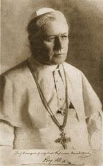 Strona poświęcona św. Piusowi X