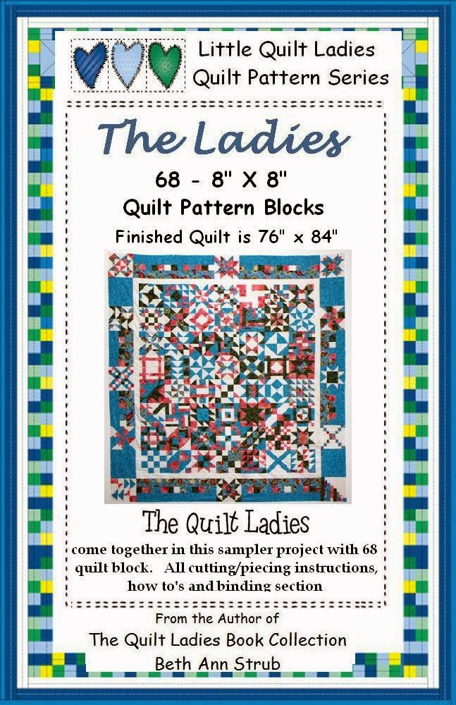 The Ladies Quilt Pattern from The Quilt Ladies Store