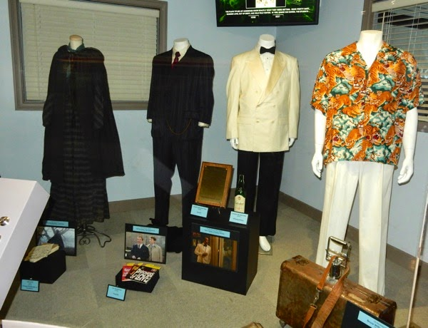 Original Universal movie costumes props