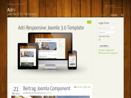 75+ Free Responsive Joomla Templates