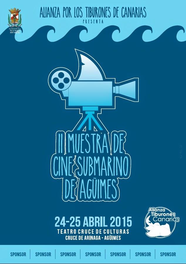 II Muestra de Cine Submarino de Agüimes