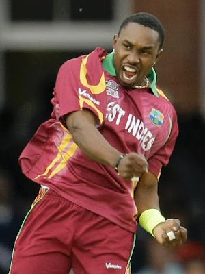Dwayne Bravo- Vice Captain - West Indies