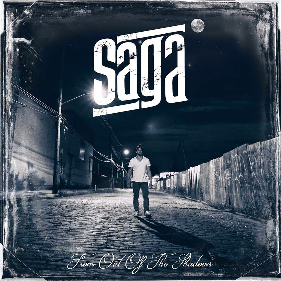 Saga - From Out Of The Shadows (EP) [2015]