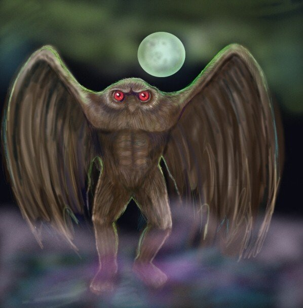 most famous unsolved mysteries of the world Mothman